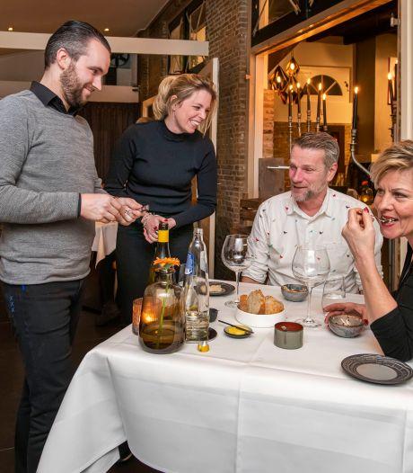 Sterrenzaak Zout & Citroen in Oosterhout heeft het niet voor niets 'drukker dan ooit'