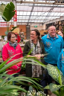 Werkplezier bij Intratuin Arnhem van Scalabor inspireert staatssecretaris Tamara van Ark