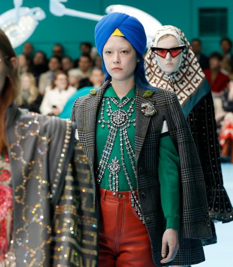 Gucci choque avec un turban sikh à 700 euros