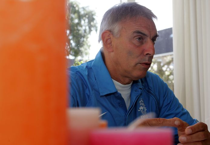 Gerrit Bredewold, her en der in de regio bekend als trainer, is komend seizoen analist voor hoofdklasser Urk.