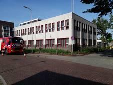 Geen brand maar examen bij Raalter politiebureau