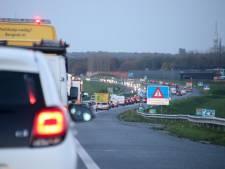 A27 weer vrij richting Gorinchem