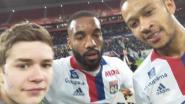 Lyon wil 15-jarige voetbalfan voor rechter slepen voor selfie