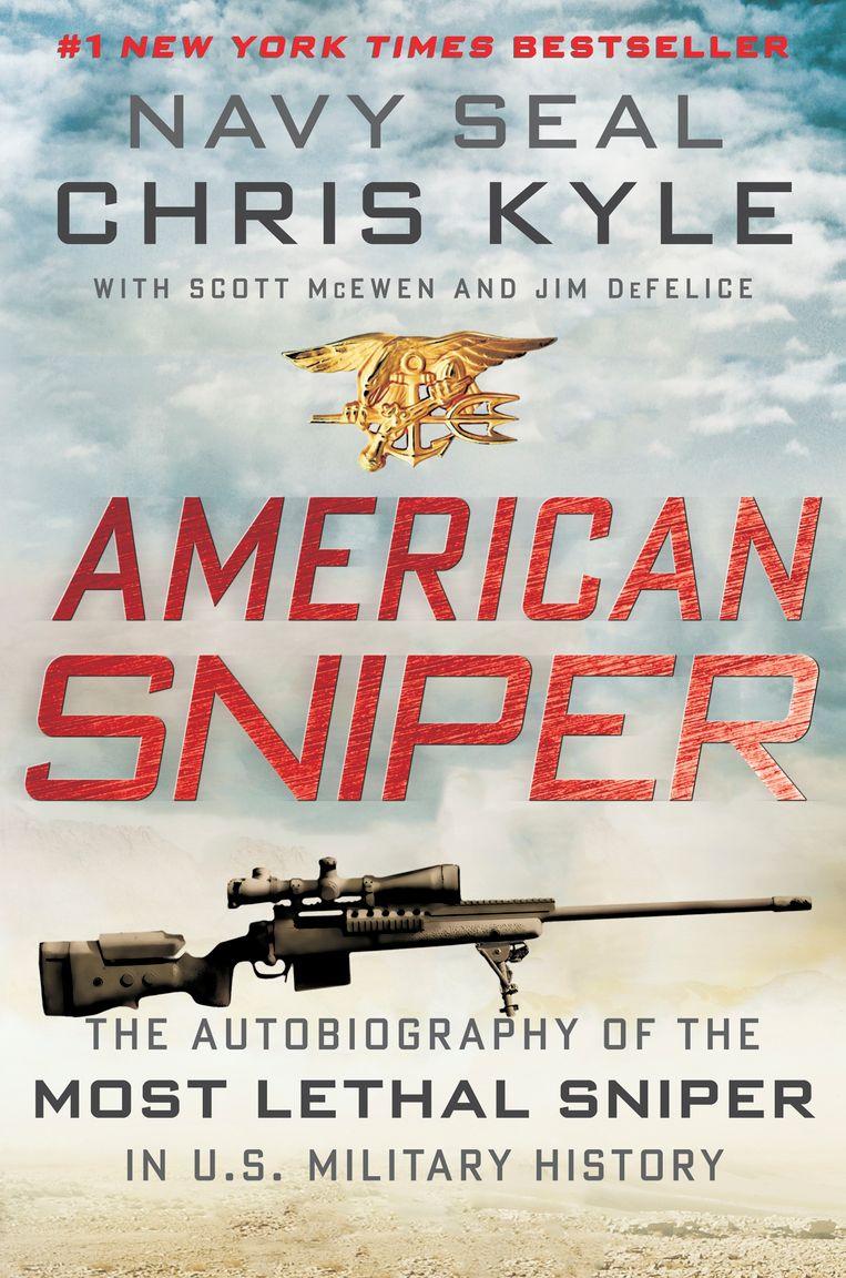 De autobiografie van Chris Kyle die in 2012 een bestseller werd. Beeld reuters