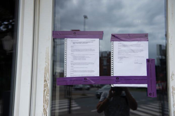 Café 't Kapelleke in Wilrijk.