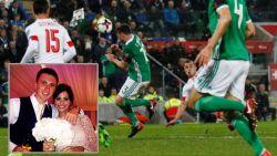 """""""Roemeense zigeuner, ondankbare zak"""": WAG verwijdert Twitter-account na discutabele keuze van de ref in WK-barrages Noord-Ierland"""