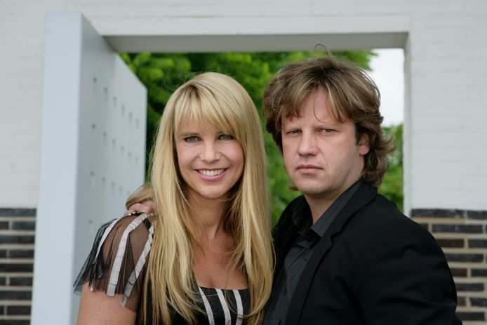 Linda de Mol en Peter Paul Muller.