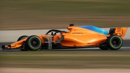 Bemoedigend: Stoffel Vandoorne zet op testdag in Barcelona derde snelste ronde neer in nieuwe MCL33