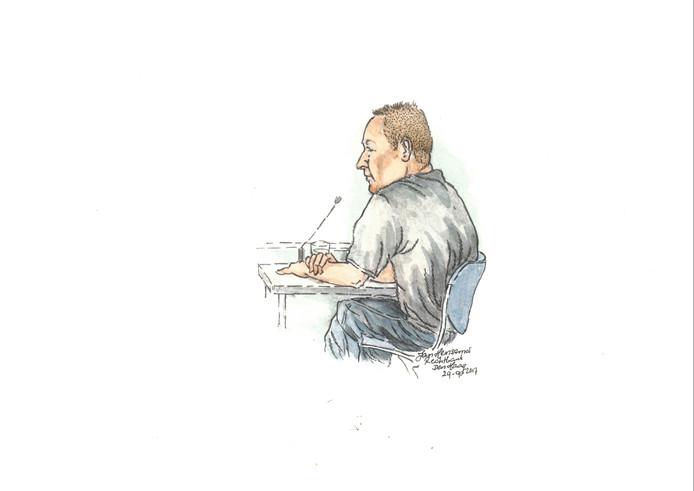 Menno R. hoort vandaag welke straf de rechter hem wil opleggen.