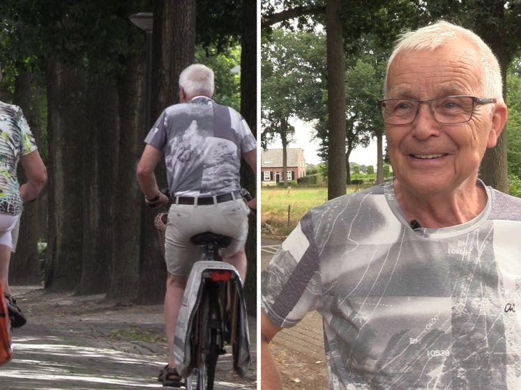 Bas en Jo stoppen na 30 jaar met kranten bezorgen