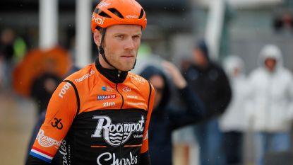 Lars Boom stopt met wielrennen op de weg en legt focus op mountainbiken