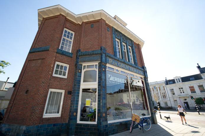 Winkelwoning De Gruyter is ook te bezoeken tijdens de Open Monumentendagen.