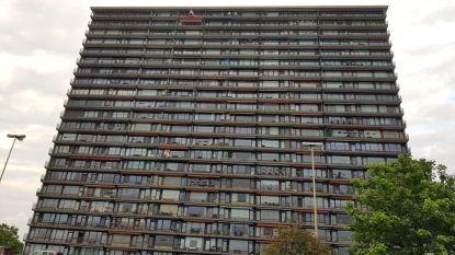 Koppel samen overleden in Antwerps flatgebouw