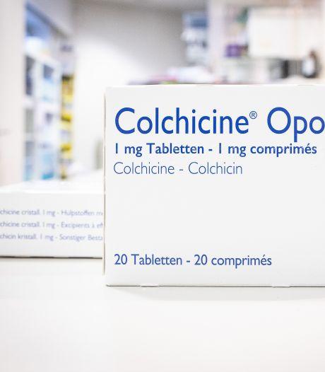 La colchicine, traitement miracle contre la Covid? Un expert appelle à la prudence