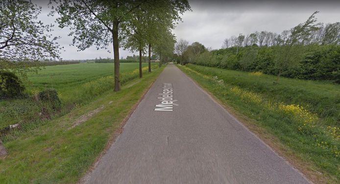 De Medelsestraat in Echteld.