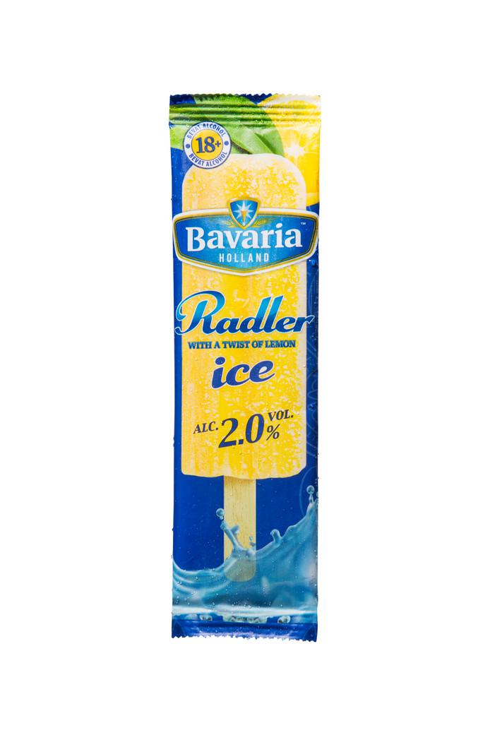 Het nieuwe Bavaria Radlerijs.