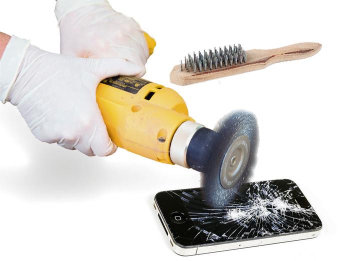 Refurbished smartphones