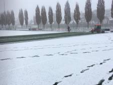 Selectie Juliana'31 helpt met sneeuwruimen en grijpt wintertitel