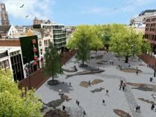 Zo komt het nieuwe Vredenburgplein in Utrecht eruit te zien