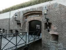 Fort Pannerden krijgt stroom van de stroom