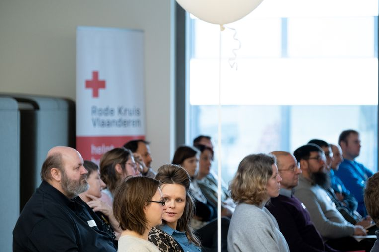 MECHELEN Rode Kruis Mechelen organiseert een workshop Facebook voor Vrijwilligers.