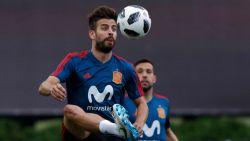 "WK LIVE: Piqué stopt na WK als Spaans international - Engelse bondscoach: ""Bleven geduldig"""