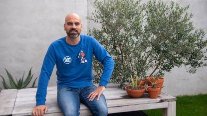 Gregory bedwingt al lopend 21 haarspeldbochten op Alpe d'Huez voor getraumatiseerde kinderen