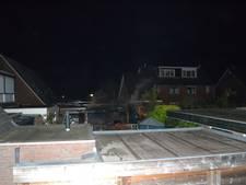 Woning in Bemmel tijdelijk onbewoonbaar door brand
