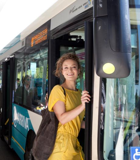 Tarieven voor de bus dalen flink in de regio