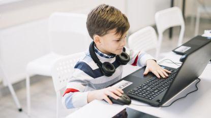 Stad koopt tweedehandslaptops voor kinderen die thuis geen computer hebben