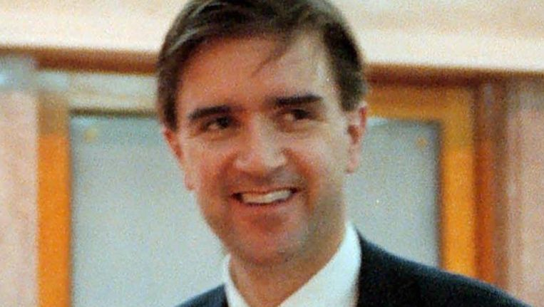 James O'Brien in 2000.