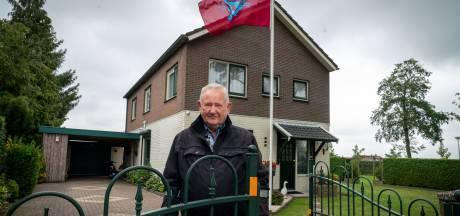 Betuwe kleurt Airbornerood: 'Om dankbaarheid voor hun inzet en onze bevrijding te tonen'