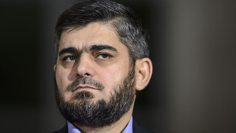 Mohammed Alloush Beeld AFP