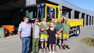 Stad Vilvoorde investeert 205.000 euro in nieuwe vrachtwagen op CNG
