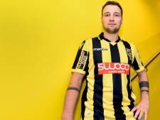 Roy Beerens zet loopbaan voort bij Vitesse