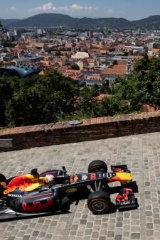 Bolletjestrui voor Verstappen? Nederlander racet bergop in bolide