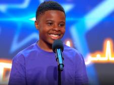 Golden ticket in Hollands Got Talent voor Nigel (12): in één seconde van gulle lach naar pokerface