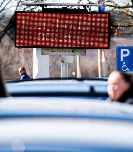 Extra surveillance op Posbank met Pasen, nog geen afsluiting