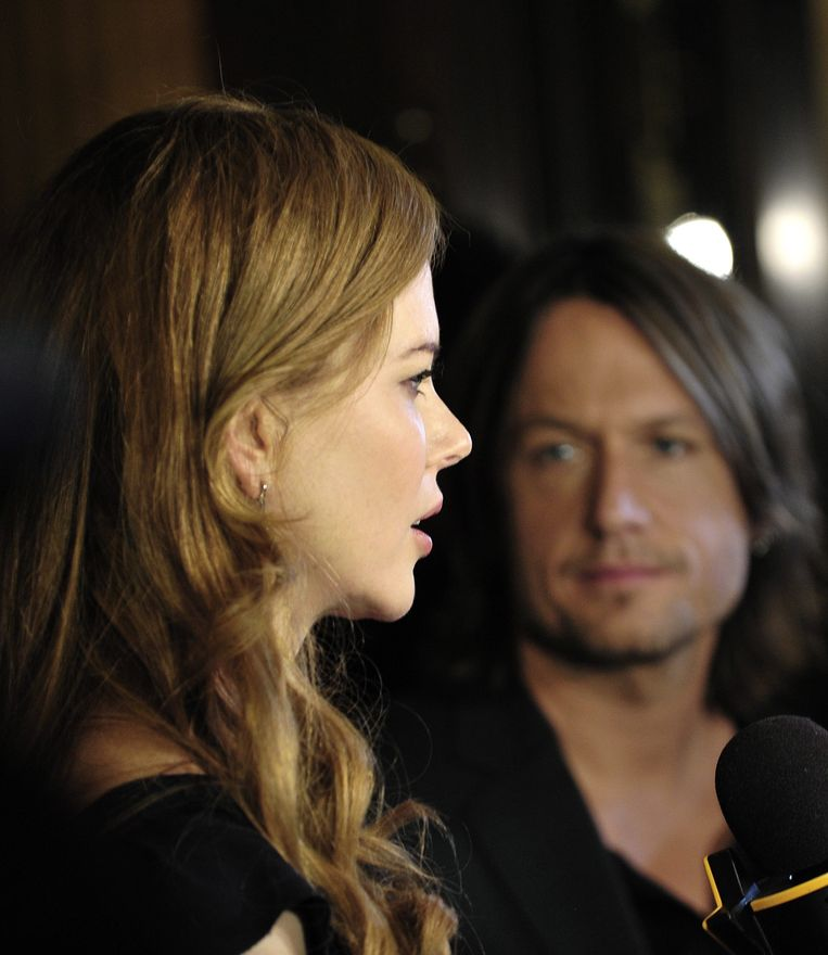 Nicole Kidman en Keith Urban