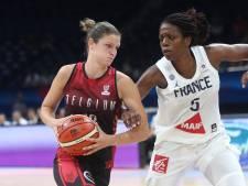 Les Belgian Cats sorties de l'Euro par la France