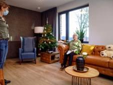 Blij met nieuwe Vossenberg: 'Ik hoef niet meer in de woonkamer te slapen'