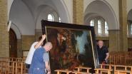Schilderij 'Prediking van Johannes de Doper' verhuist naar Sint-Martinuskerk