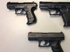 Politie neemt nepvuurwapens in van kinderen in Vlaardingen