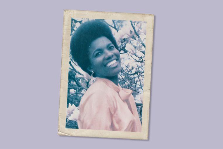 Gerda, toen ze drie jaar in Nederland was. Beeld Prive archief Gerda Havertong