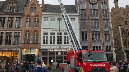Hamburger iets te hard gebakken: Burger King in Brugge ontruimd