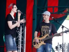 Festival Vliet in Terhole poetst imago fanfare op