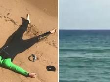 Un nageur paralympique poursuivi par des requins en Espagne