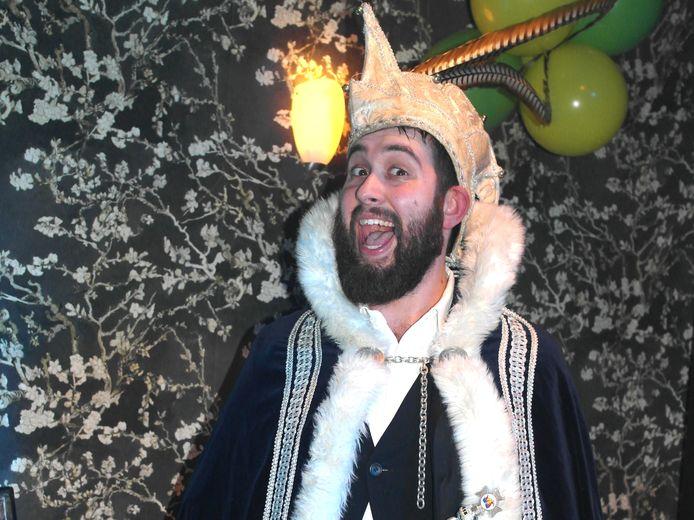 Prins Bwoot d'n Jirste Banaon de Zevende van Banaonblussersrijk (Zundert)