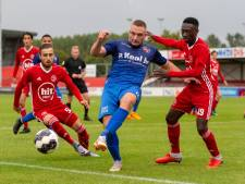 De Treffers blijft op gelijkspel steken in Almere