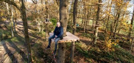 Krijgt Lemelerveld het meest uitdagende klimbos van Nederland?